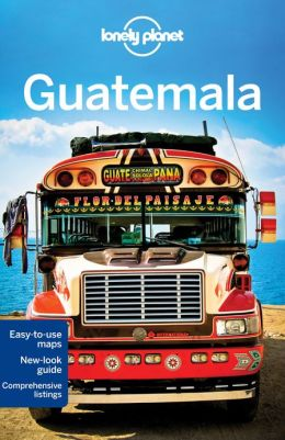 Reisgids Lonely Planet Guatemala   Lonely Planet