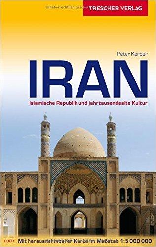 Reisgids Iran   Trescher Verlag