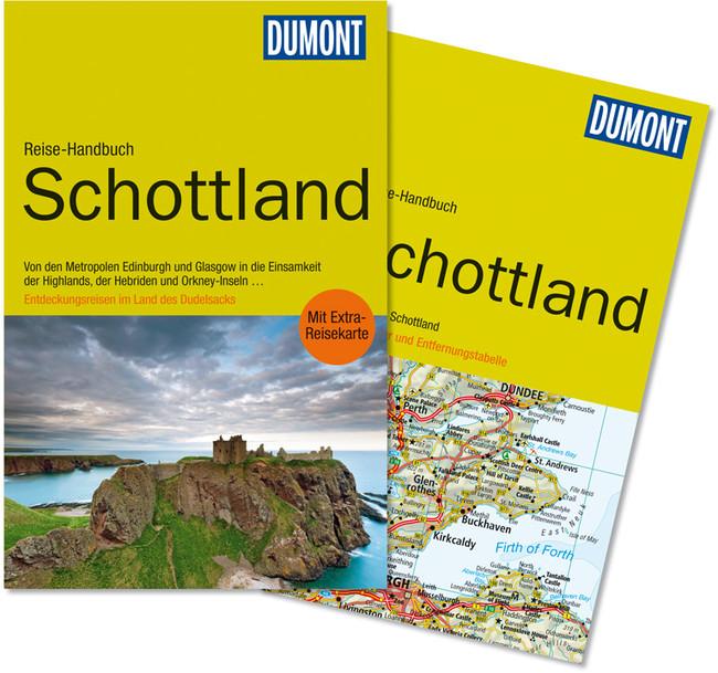 Reisgids Schotland - ReiseHandbuch Schottland   Dumont