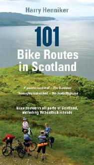 101 Bike Routes in Scotland   Mainstream Publishing