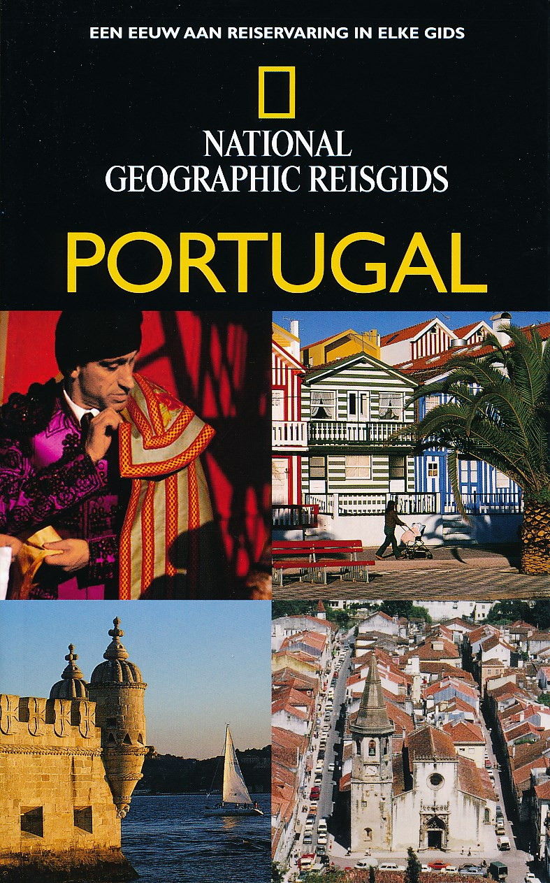 Reisgids Portugal   National Geographic