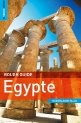 Reisgids Rough Guide Egypte (NEDERLANDS)   Rough guide