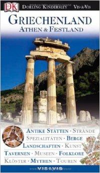 Reisgids Griechenland - Griekenland   Vis a Vis DK