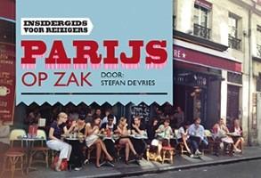 Reisgids Parijs op zak   Dwarsligger