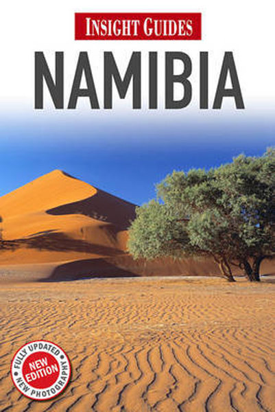 Reisgids Namibia - Namibië   Insight Guide
