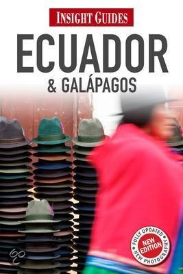 Reisgids Ecuador and Galapagos   Insight guide ENGELS