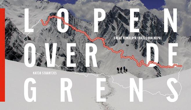 Fotoboek - reisverhaal Lopen over de grens - Nepal   Katja Staartjes   Katja Staartjes