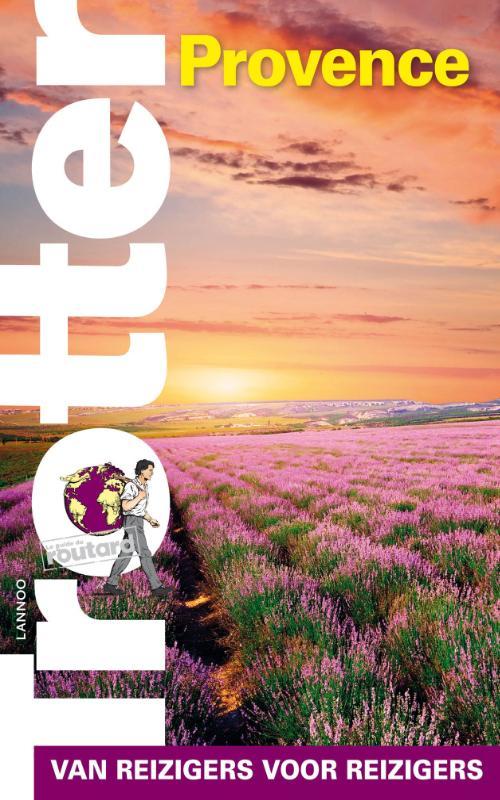 Reisgids Provence   Trotter Lannoo