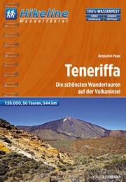 Wandelgids Tenerife - Teneriffa Wanderfuhrer   Hikeline - Esterbauer