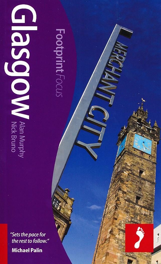 Reisgids Focus Glasgow   Footprint   Alan Murphy, Nick Bruno