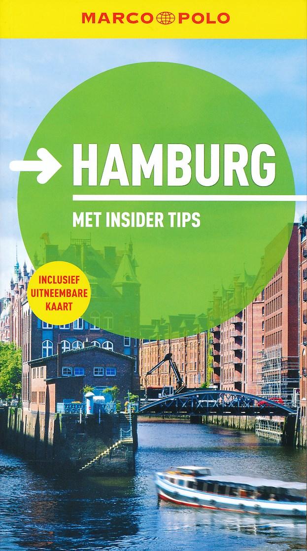 Reisgids Hamburg   Marco Polo