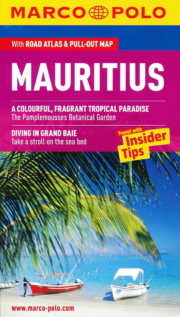 Reisgids Mauritius (Engels)   Marco Polo   Marco Polo