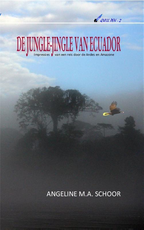 Reisverhaal De jungle-jingle van Ecuador   Angeline Schoor