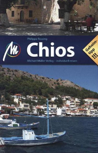 Reisgids Chios   Michael Muller Verlag