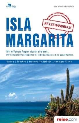 Reisgids Isla Margarita Reiseführer   Verlag unterwegs   Ariane Martin