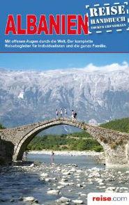 Reisgids Albanie - Albanien Reiseführer   Verlag Unterwegs   Volker Grundmann