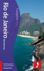 Reisgids Rio de Janeiro   Footprint Focus Guide   Alex Robinson