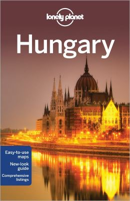 Reisgids Lonely Planet Hungary - Hongarije   Lonely Planet
