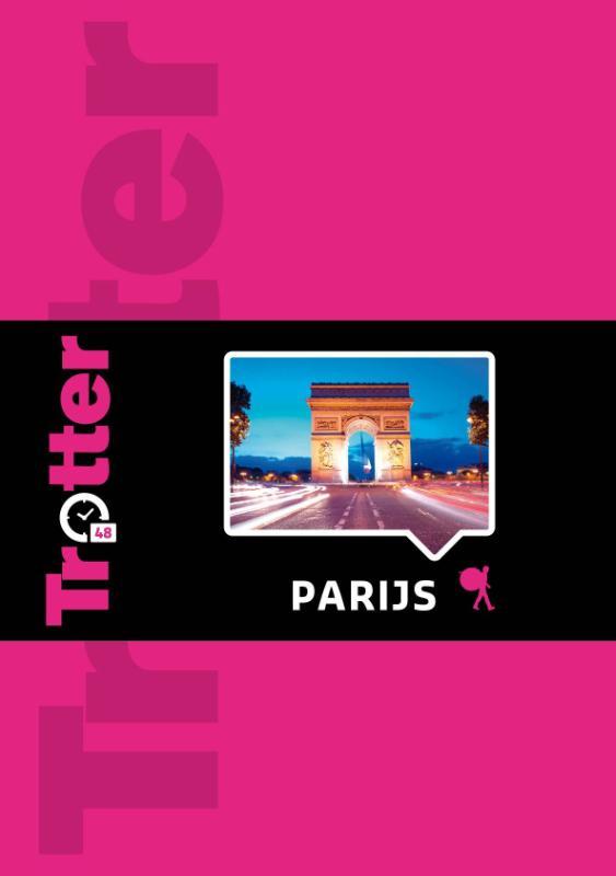Reisgids Parijs Trotter 48   Lannoo