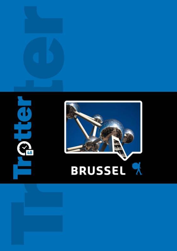 Reisgids Brussel Trotter 48   Lannoo