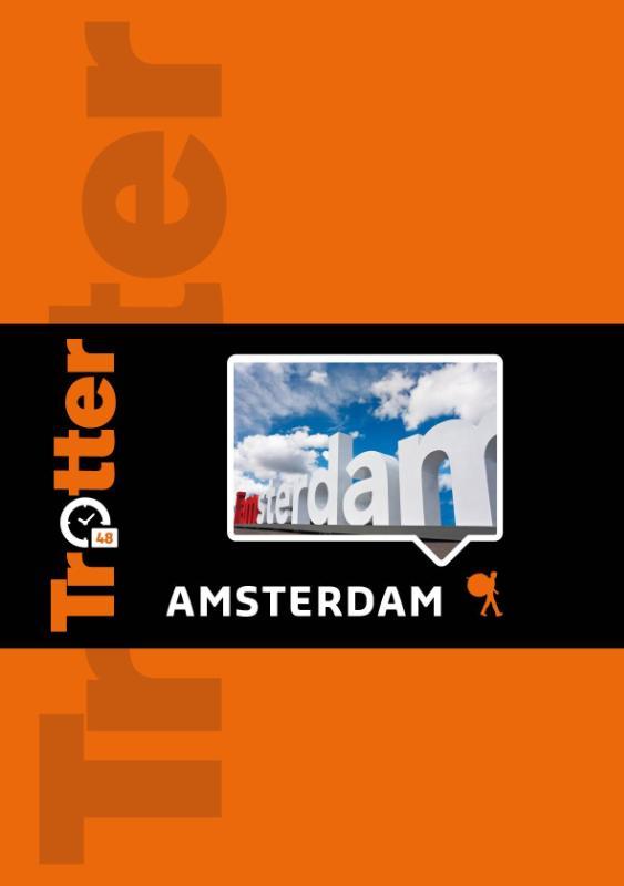 Reisgids Amsterdam Trotter 48   Lannoo