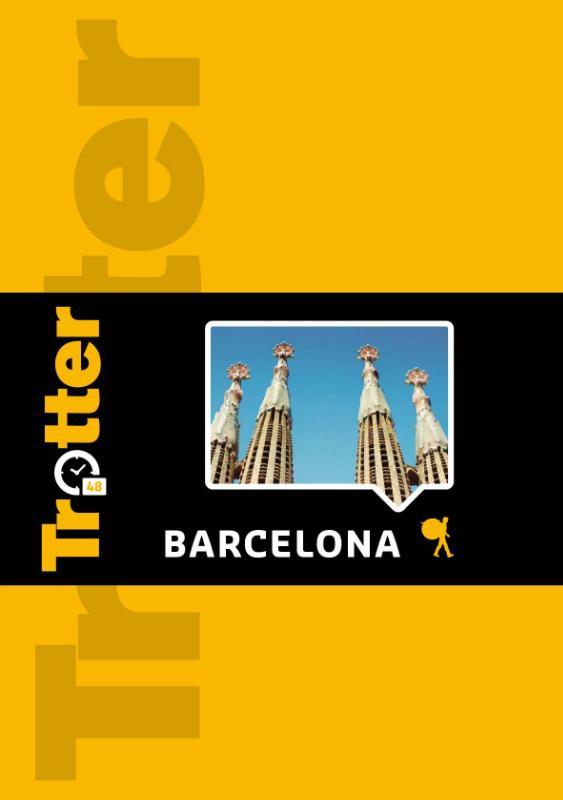 Reisgids Barcelona Trotter 48   Lannoo