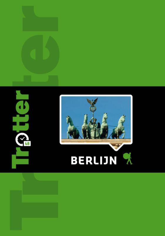 Reisgids Berlijn Trotter 48   Lannoo