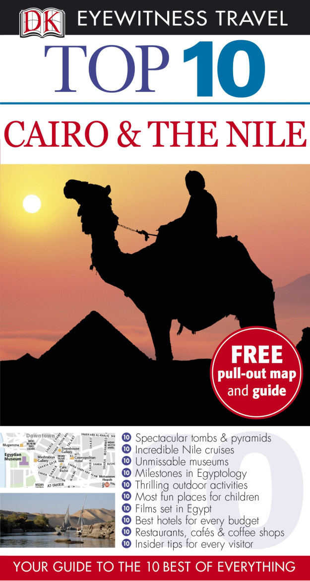 Reisgids Top 10 Cairo and the Nile   Eyewitness Travel