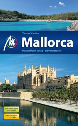 Reisgids Mallorca   Michael Muller Verlag