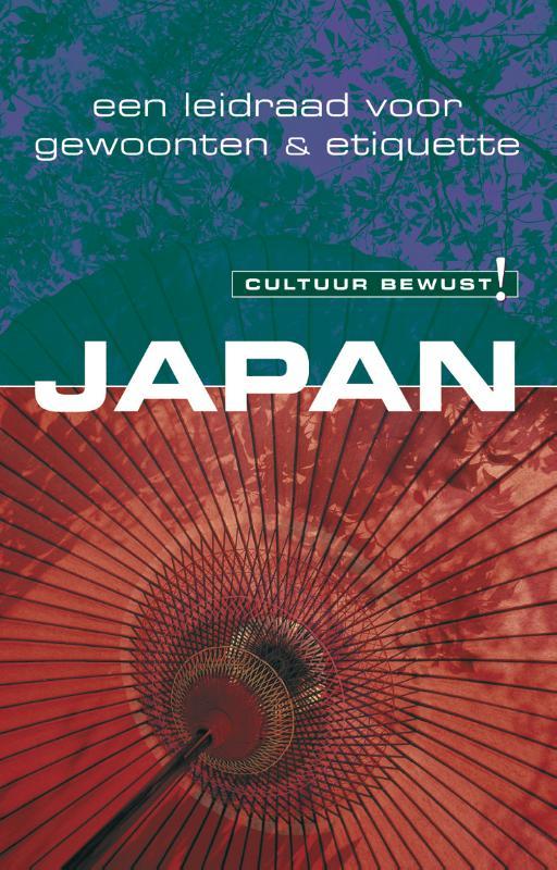 Reisgids Cultuur Bewust Japan   Elmar