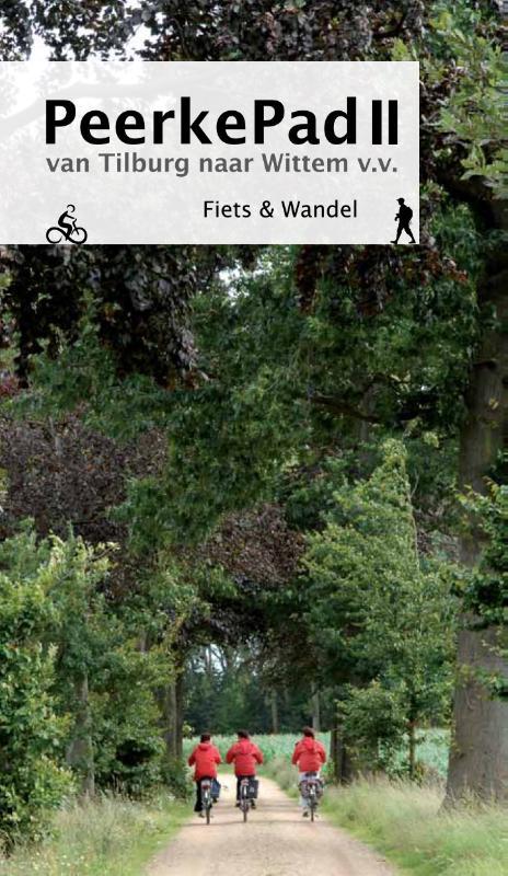 Wandelgids Peerke pad II v.v.   Pix4profs   Paul Spapens, Henk Erinkveld, Jelle Wind, Nan Paffen