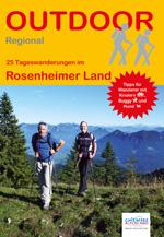 Wandelgids Rosenheimer Land - Duitse Alpen gebied   Conrad Stein verlag   Andreas Friedrich