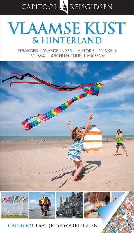Reisgids Capitool Vlaamse kust en hinterland   Unieboek