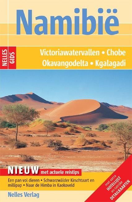 Reisgids Namibië   Nelles