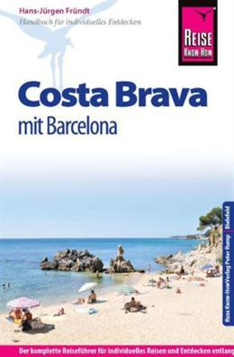 Reisgids Costa Brava  mit Barcelona   Reise Know How