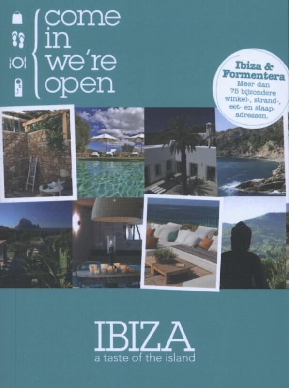 Reisgids Come in were open Ibiza   CIWO
