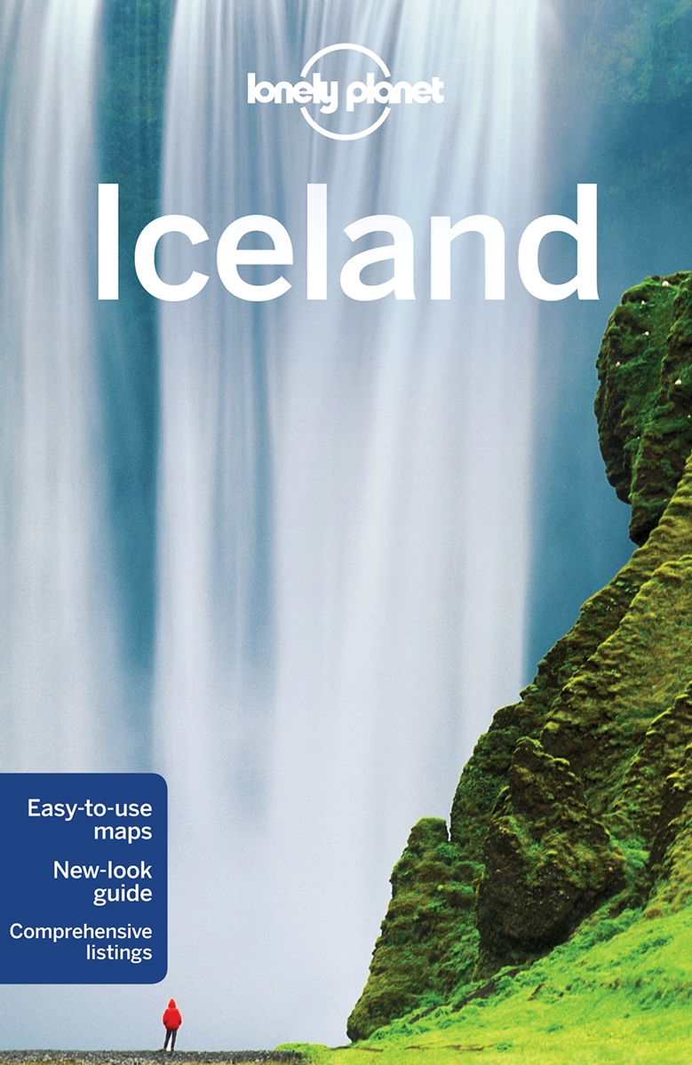 Reisgids Lonely Planet Iceland - IJsland   Lonely Planet