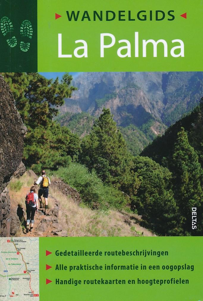 Wandelgids La Palma   Deltas