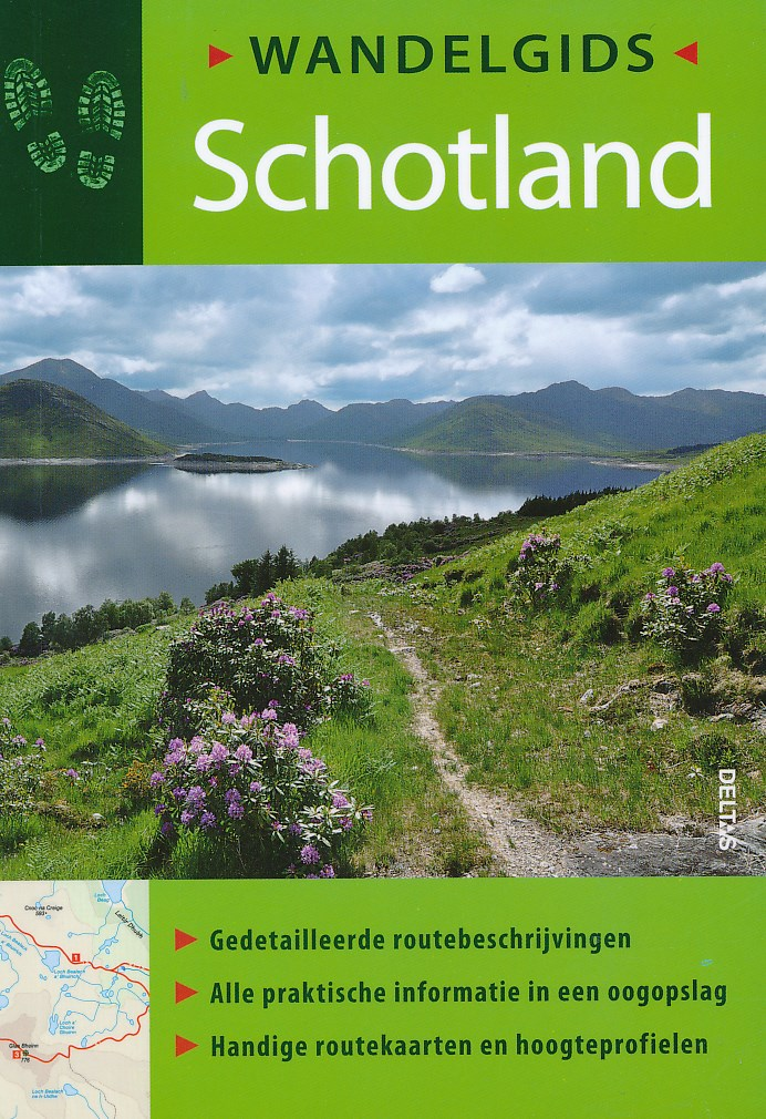 Wandelgids Schotland   Deltas