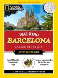 Wandelgids walking Barcelona   National Geographic    National Geographic