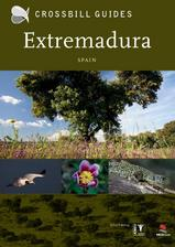 Natuurgids The nature guide to the Extremadura - natuur reisgids Spanje   KNNV Crossbill guides