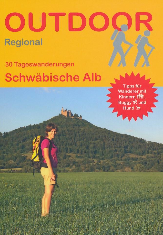 Wandelgids 30 Tageswanderungen auf der Schw�bischen Alb   Conrad Stein Verlag   Markus Meier,Janina Meier