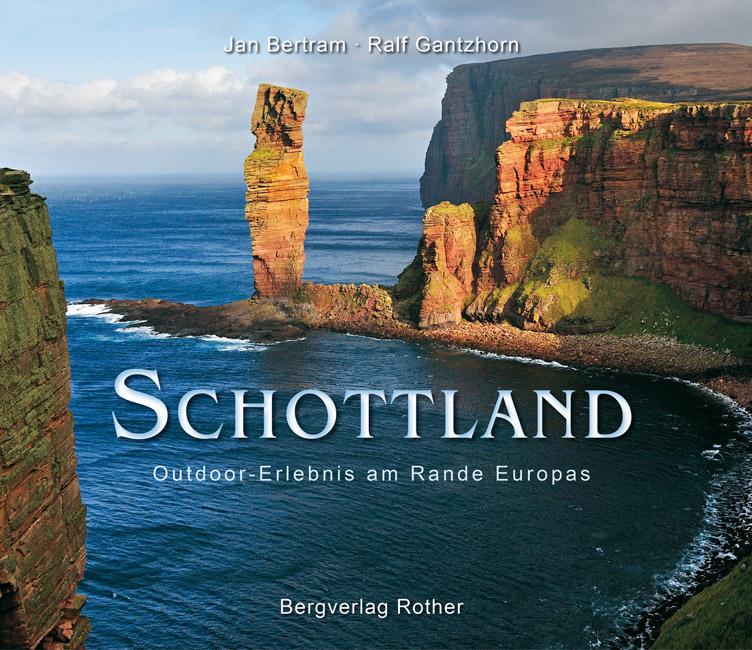 Fotoboek Schottland - Schotland   Rother   Jan Bertram