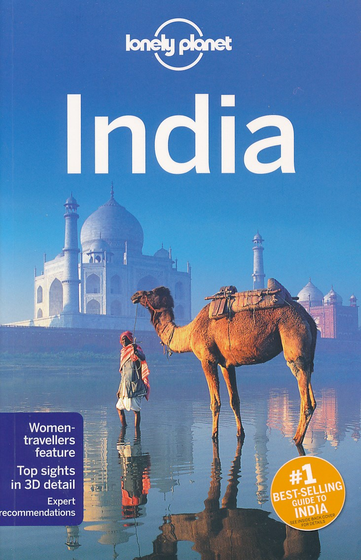 Reisgids India   Lonely Planet