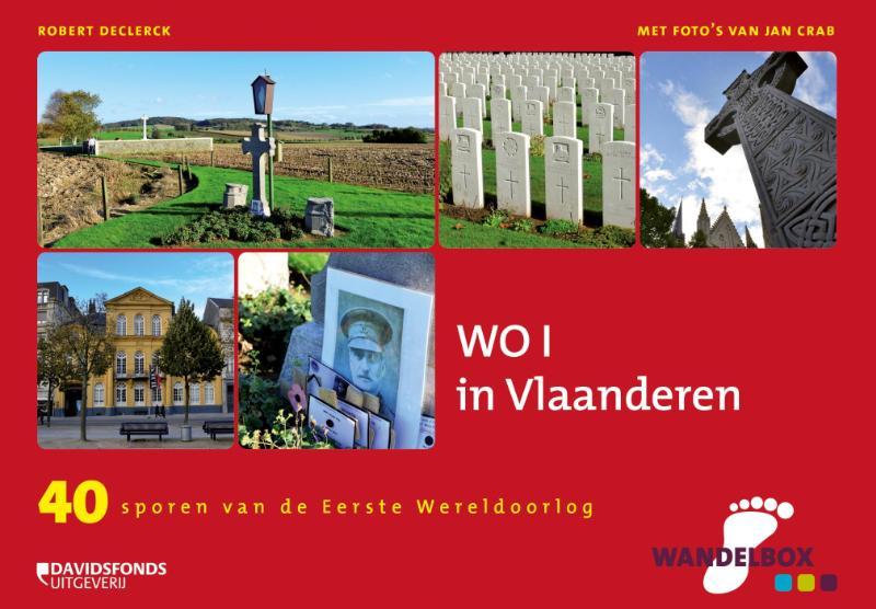 Wandelbox WO I in Vlaanderen   Davidsfonds