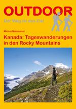 Wandelgids Canada: Tageswanderungen in den Rocky Mountains   Conrad Stein Verlag   Marion Malinowski