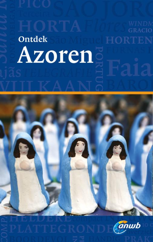 Reisgids Ontdek Azoren   ANWB