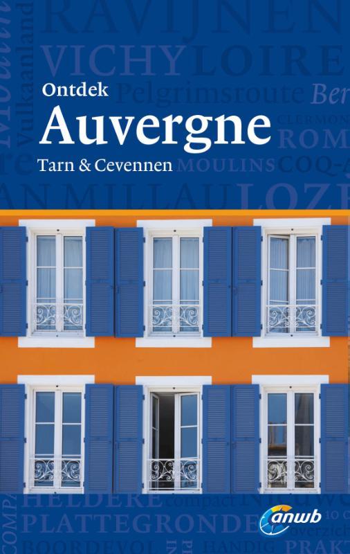 Reisgids Ontdek Auvergne   ANWB