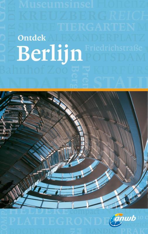 Reisgids Ontdek Berlijn   ANWB