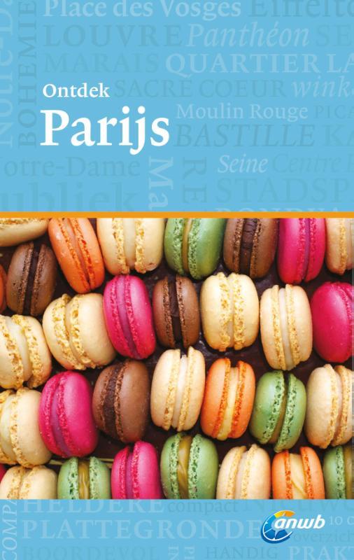 Reisgids Ontdek Parijs   ANWB